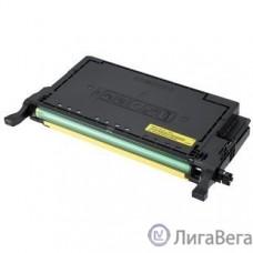Samsung CLT-Y609S/SEE Тонер Картридж жёлтый для Samsung CLP-770ND (7000стр.) (SU563A)