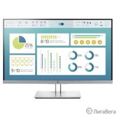 LCD HP 27″ E273 Black-silver {IPS 1920x1080 5мс 250 cd/m2 1000:1 178°/178° VGA HDMI DisplayPort} [1FH50AA#ABB]