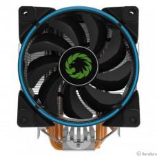 GameMax Gamma 500 Blue Кулер универсальный, Intel/AMD TDP 187W CPU