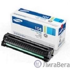 Samsung MLT-D104S/SEE Тонер-картридж для ML-1660/1665/1667/SCX-3200/3205/3207, 1.5 К (SU748A)