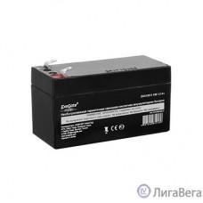 Exegate EP269857RUS Аккумуляторная батарея  Exegate Power EXG12013, 12В 1.3Ач, клеммы F1