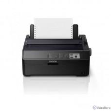 Epson FX-890II.[C11CF37401] Формат А4, скорость печати до 738 зн./сек., 9 х 2 игольный (80 колонок), максимальное количество копий 6 (1+5), интерфейс USB, LPT, COM