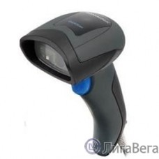 Datalogic QuickScan QD2430 [QD2430-BKK1] черный {Сканер штрихкодов ручной, USB 2D имидж}
