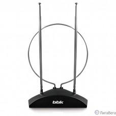 Антенна телевизионная BBK DA03 черный пассивная