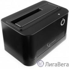 Gembird HD32-U3S-4 Докстанция 2.5″/3.5″ черный, USB 3.0, SATA, HDD/SSD