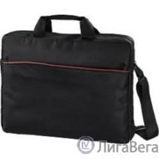 Hama Tortuga Сумка для ноутбука 15.6″ черный полиэстер (00101216/00101740)