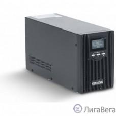 Импульс ИБП Юниор ПРО 2 {2000 ВА/1600 Вт, LCD, USB, RJ-45/RJ-11, слот для SNMP, АКБ 3х9Ач, IEC-C13 +  SCHUKOx2},черный [00-КБ002801] JT20201