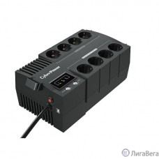 UPS CyberPower BS650E NEW 650VA/390W USB, (4+4 EURO) [272765]