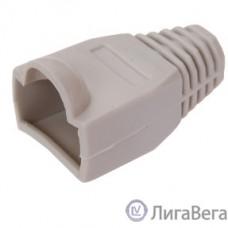 ITK CS4-11 Колпачок изолирующий для разъема RJ-45, PVC, СЕРЫЙ