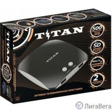 SEGA Magistr Titan 3  черный (500 встроенных игр) (SD до 32 ГБ) [ConSkDn66]