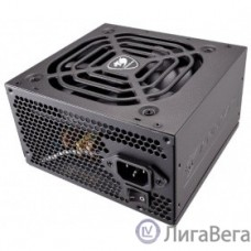Cougar VTE 600 Блок питания VTE 600 (Разъем PCIe-2шт,ATX v2.31, 600W, Active PFC, 120mm Fan, 80 Plus Bronze) [VTE600] Retail
