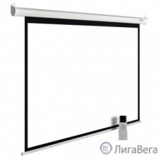 Экран Cactus MotoExpert CS-PSME-200x150-WT 150x200 см 4:3 настенно-потолочный рулонный белый