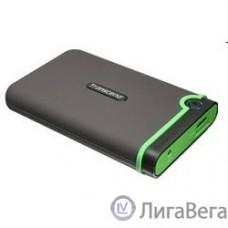 Transcend Portable HDD 1Tb StoreJet TS1TSJ25M3S {USB 3.0, 2.5″, grey}