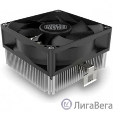 Cooler Master for AMD A30  (RH-A30-25FK-R1) Socket AMD, 65W, Al, 3pin
