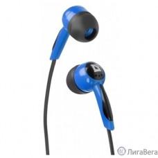 Defender Basic 604 черный + голубой [63608]