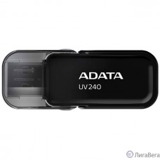 A-DATA Flash Drive 32Gb UV240 AUV240-32G-RBK {USB2.0, Black}