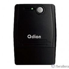 FSP Q-Dion 650VA QDP650 831-C24248-00G {Line interactive, 360W,2*Schuko}