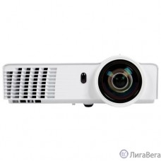INFOCUS INV30 {(3D Ready), DLP, 3000 ANSI Lm, XGA, 17000:1, 0.63:1-Короткофокусный проектор, 6500ч.в стандартном режиме, HDMI 1.4, Composite video, VGA x2, RJ-45 (Ethernet), 3.5mm audio input x2,1x5W}