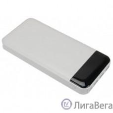 Continent PWB200-971WT Аккумулятор внешний портативный, 20000mAh,Quick Charge 3.0, белый