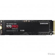 Samsung SSD 512Gb 970 PRO M.2 MZ-V7P512BW