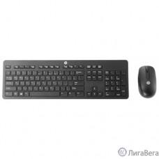 HP Slim [T6L04AA] Wireless Combo Keyboard/Mouse USB