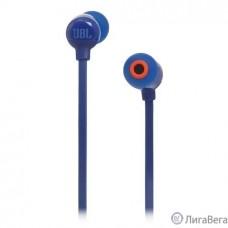 JBL T110BT BLU синий беспроводные bluetooth