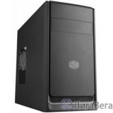 Cooler Master MasterBox E300L, 2xUSB3.0, 1x120Fan, w/o PSU, Black w/Silver line, mATX [MCB-E300L-KN5N-B02]