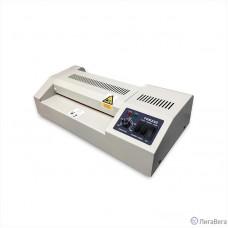 ГЕЛЕОС ламинатор Л-FGK 230/ FGK 230 {А4, 2х250 (пленка 60-250мкм), 600 мм/мин, 4 вала, реверс, металл. корпус, мах толщина 2мм}