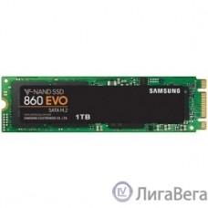 Samsung SSD 1Tb 860 EVO M.2 MZ-N6E1T0BW