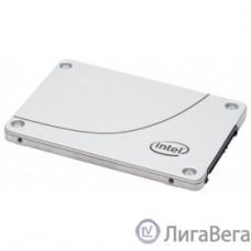 Intel SSD 480Gb S4610 серия SSDSC2KG480G801 {SATA3.0, 3D2, TLC, 2.5″}