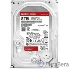 8TB WD Red Pro (WD8003FFBX) {Serial ATA III, 7200- rpm, 256Mb, 3.5″}