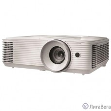 Optoma EH335 Проектор {Full 3D; DLP, Full HD(1920*1080),3600 ANSI Lm, 20000:1;TR=1.48-1.62:1; HDMI (1.4a) x2+MHL; VGA IN; Composite; AudioIN 3.5mm; VGA Out x1; AudioOUT 3.5mm; RJ45;RS232; USB A(Power