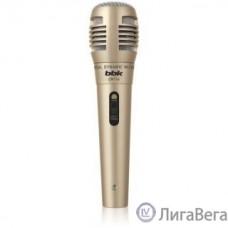 Микрофон BBK CM114 бронзовый