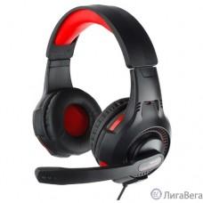 Gembird MHS-G210, код Survarium, черн/крас, рег громкости, каб 1.8м