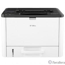 Ricoh SP 330DN Лазерный принтер, A4, 128Мб, 32стр/мин, дуплекс, PS, LAN, старт.картр.1000стр.(408269)