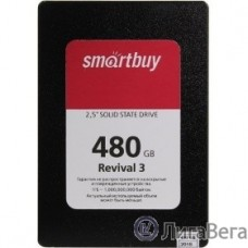 Smartbuy SSD 480Gb Revival 3 SB480GB-RVVL3-25SAT3 {SATA3.0, 7mm}