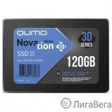 QUMO SSD 120GB QM Novation Q3DT-120GPBN {SATA3.0}
