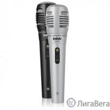 Микрофон BBK CM215 черный/шампань
