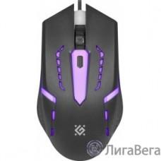 Defender Flash MB-600L [52600] {Проводная оптическая мышь, 7 цветов, 4 кнопки, 800-1200dpi}