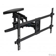 Kromax ATLANTIS-65 black, наст. для TV 40″-90″, max 40 кг
