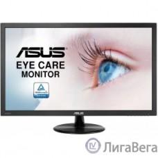 ASUS LCD 23.6″ VP247HAE черный {VA LED 1920x1080 75Hz 8bit(6bit+FRC) 5ms 16:9 250cd 3000:1 178/178 D-Sub HDMI1.4 VESA } [90LM01L0-B05170]