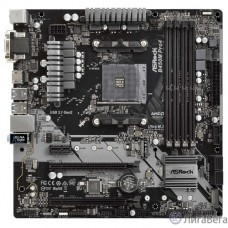 ASROCK B450M PRO4  SocketAM4, AMD B450, mATX, Ret