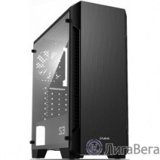 Zalman S3 черный без БП ATX 2x120mm 2xUSB2.0 1xUSB3.0 audio bott PSU