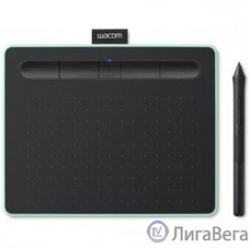 Графический планшет Wacom Intuos S Bluetooth Pistachio фисташковый [CTL-4100WLE-N]
