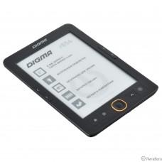 Электронная книга Digma R654 6″ E-Ink Carta 800x600 600MHz/4Gb/microSDHC/frontlight графит