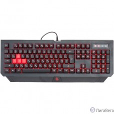 Keyboard A4Tech Bloody B125 Black USB Multimedia Gamer LED [1100985]