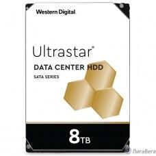 8Tb WD Ultrastar DC HC320 {SATA 6Gb/s, 7200 rpm, 256mb buffer, 3.5″} [0B36404/HUS728T8TALE6L4]