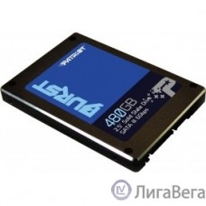 Patriot SSD 480Gb Burst PBU480GS25SSDR {SATA 3.0}
