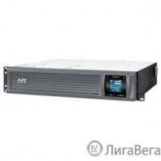 APC Smart-UPS C 2000VA SMC2000I-2URS {2000VA/1300W, Line-Interactive, 2U RackMount, LCD, IEC, LCD, USB}