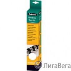 Fellowes Пружина пластиковая FS-53308 (10 мм, белый, 25 шт.)